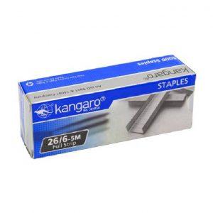 Agrafes Kangaro 26/6 5M 1X5000