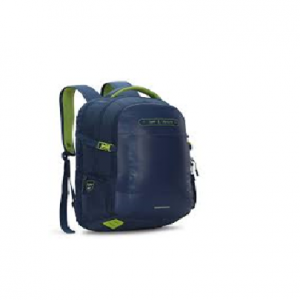 Aztek Pro 04 Laptop Backpack Blue