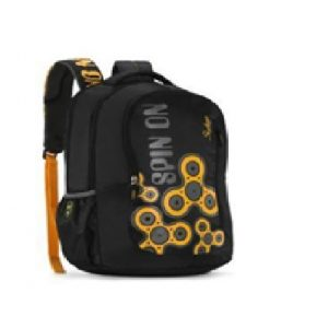 Bingo 03 School Bag-Black