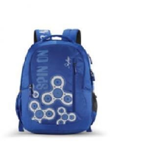Bingo 03 School Bag-Blue