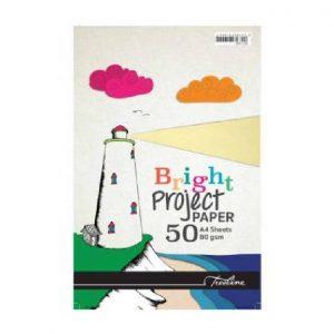 Bloco Papel Color A4 80Gsm 50 Fls Pastel