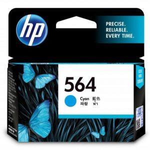 Cartridge HP 564 Cyan