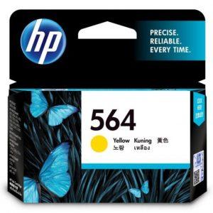Cartridge HP 564 Yellow