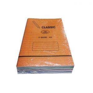 Caderno A5 Classic