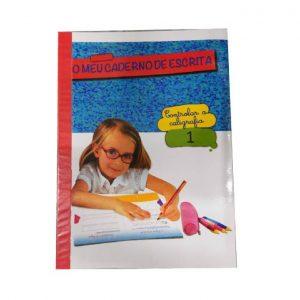 Caderno De Caligrafia A5