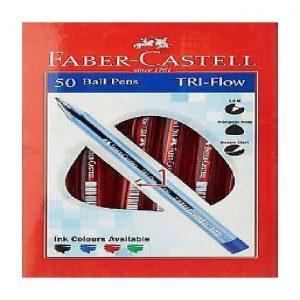 Caneta Faber Castle Tri-Flow