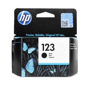 Cartridge HP 123 Black