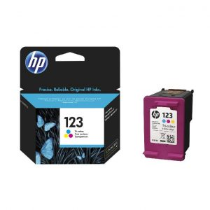 Cartridge HP 123 Colour