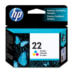 Cartridge HP 22 Colour