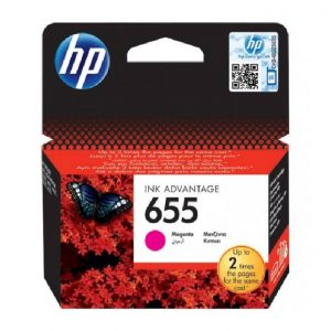Cartridge HP  655 Magenta