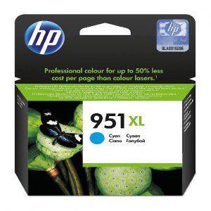 Cartridge HP-951XL Cyan