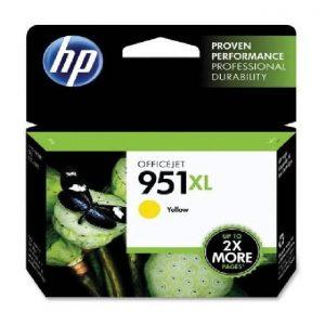 Cartridge HP-951XL Yellow