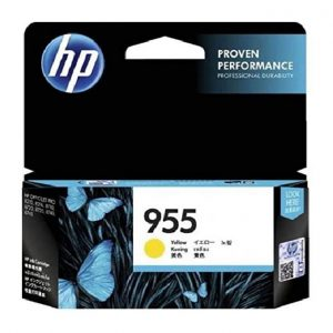 Cartridge HP 955 Yellow