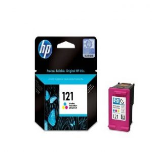 Cartridge HP CC643 HE (No.121) – Color