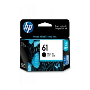 Cartridge HP CH561Wa – 61 Black