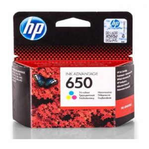 Cartridge HP CZ102AE -650 Color