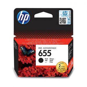 Cartridge HP CZ109AE 655 Black