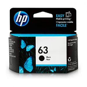 Cartridge HP F6U62 AA 63 Black