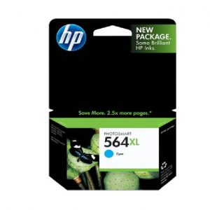 Cartridge HP 564 Cyan