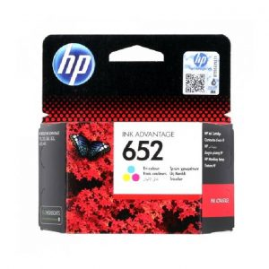 Cartridge HP 652 Colour