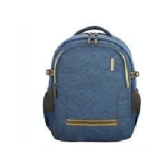 Digit 1 Laptop Backpack Blue
