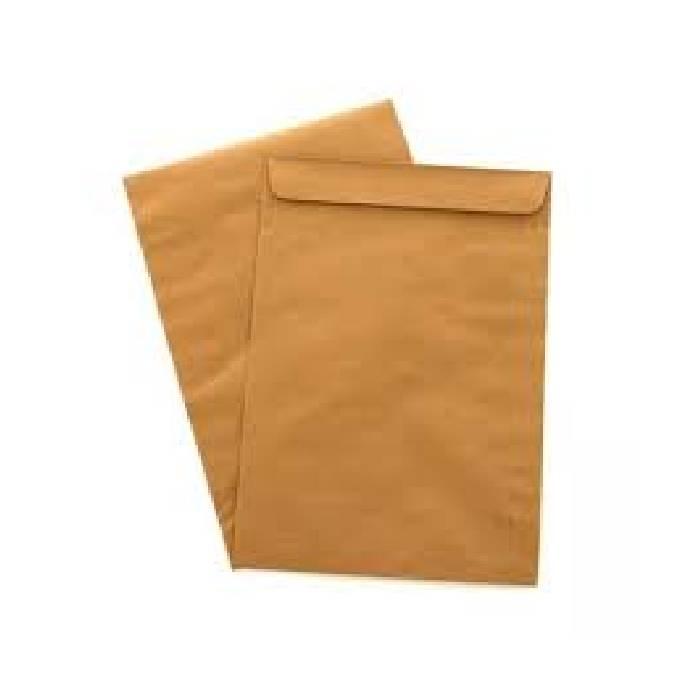 Envelope A3 Kaki Com Fita Ref 8600