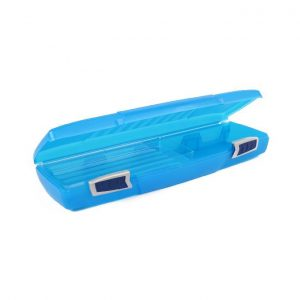 Estojo Pvc Pencil Box 30Cm Bantex 9735