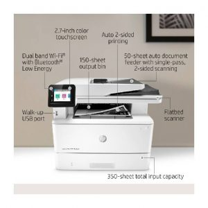HP Laserjet Pro 400 Mfp M428Dw All Ine One  (Printer/Copier/Scanner) Duplex & Network Card