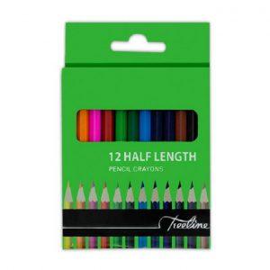 Lapis De Cor Treeline Pequeno 1X12
