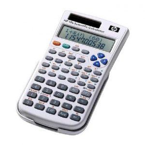 Maquina Calcular Cientifica HP10S+