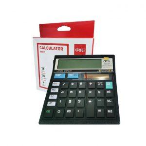 Maquina De Calcular Deli E39231 12 Digitos