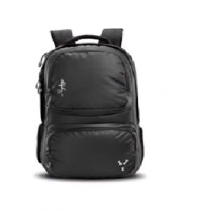 Nickel 01 Laptop Backpack-Black