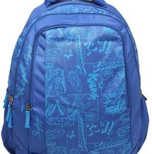 Orio Lite 08 Royal Blue School Bag