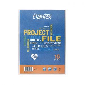 Pasta Show File Bantex 10Fls 3311