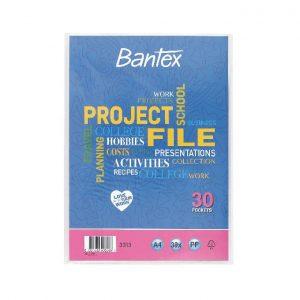 Pasta Show File Bantex 30Fls 3313