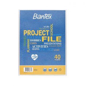 Pasta Show File Bantex 40Fls 3314