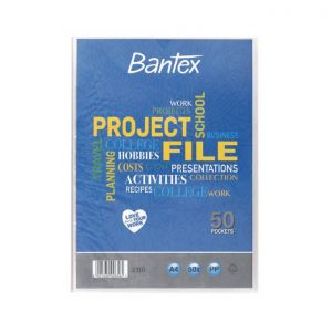 Pasta Show File Bantex 50Fls 3310