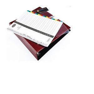 Porta Cartao A4 Profisional Range Bantex 5923