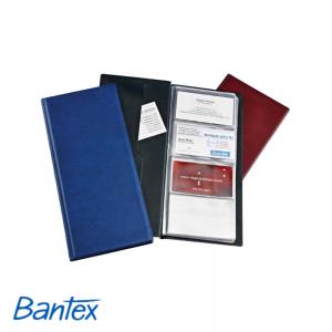 Porta Cartao Visitas Bantex 5900