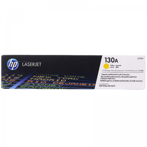 Toner HP 130A-(CF352) Yellow