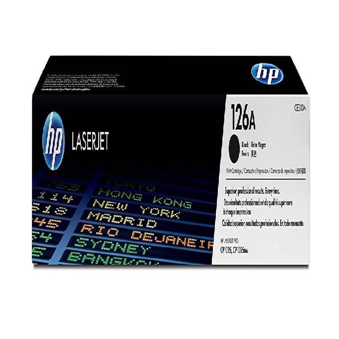 Toner HP CE 310 (126A) Black