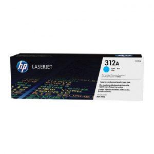 Toner HP CF 381A (312A) Cyan