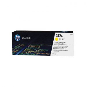 Toner HP CF 382A (312A) Yellow