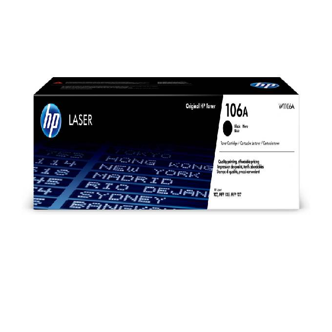 Toner HP W1106A (106A)