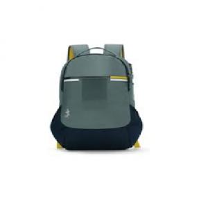Virgo 02 Laptop Backpack-Olive