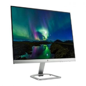 HP 27F – 27″ ULTRA THIN MONITOR SILVER / WHITE