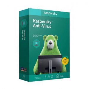 Kaspersky Antivirus 2021 – 2 User – 1 Year (Windows computers only)