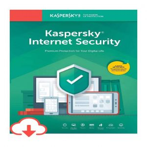 Kaspersky Internet Sec.  2021 – 2 User – 1 Year (Windows, Android & Mac)