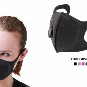 Mascara Fashion Com Filtro Cores Sortidas