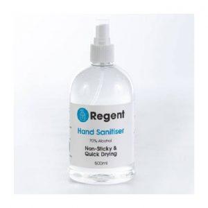Hand Sanatiser 70% Alcool 500ML – Spray
